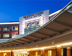 photo of the morristown facility